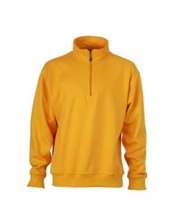 Felpa Workwear 1/2 zip