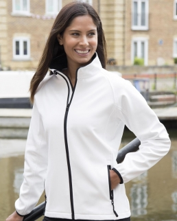 Giacca Soft Shell donna stampabile