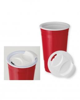 Termomug 500 ml doppia parete in plastica