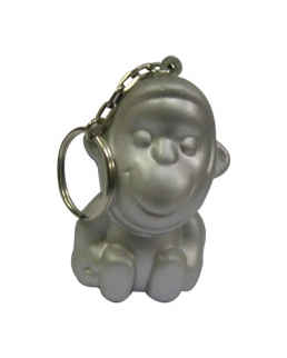 Portachiavi antistress Scimmia