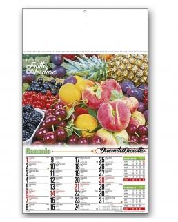Calendario Frutta e Ortaggi Trimestrale 12 fogli