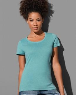 T-shirt con girocollo Lisa