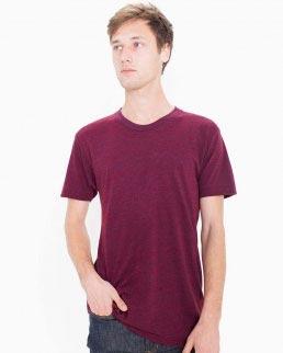 T-shirt manica corta Tri-blend