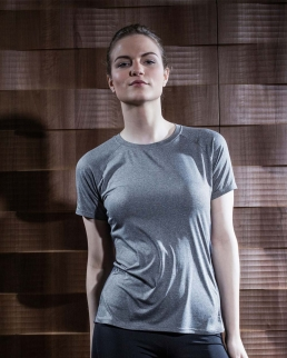 Slim fit t-shirt da donna