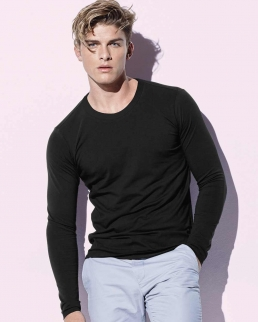 T-shirt uomo maniche lunghe Morgan