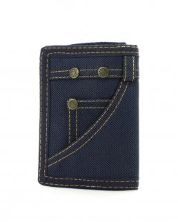 Portafoglio Jeans