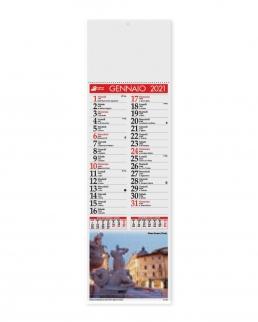 Calendario silhouette Paesaggi 12 fogli