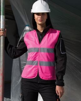 Gilet donna Hi-Viz Safety
