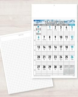 Calendario olandese nota