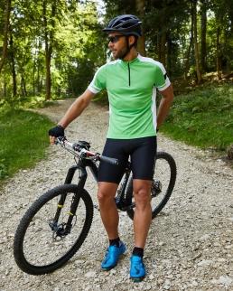 T-shirt da ciclismo uomo