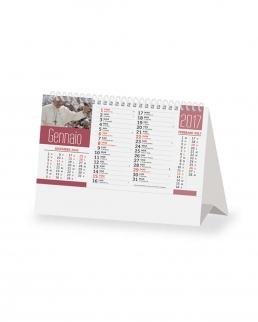 Calendario da tavolo Papa Francesco
