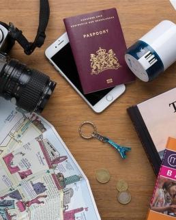 Adattatore da viaggio Travel USB