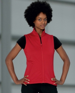 Gilet Ladies SmartSoftshell interno micropile