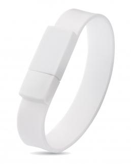 Silicone wrist band USB 4Gb