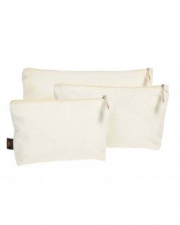 Borsa zipper bag organic S