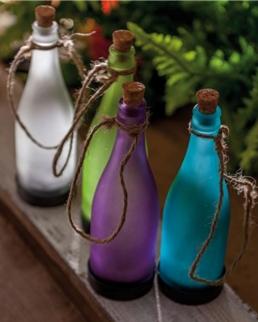 Bottiglia solare EVENING DREAMS