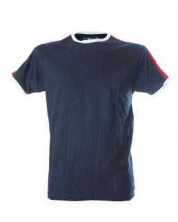 T-shirt manica corta girocollo firenze