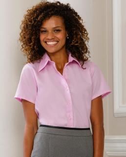 Camicia donna Ultimate maniche corte non-stiro