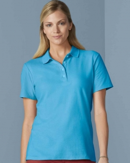 Polo donna Double Pique Softstyle®