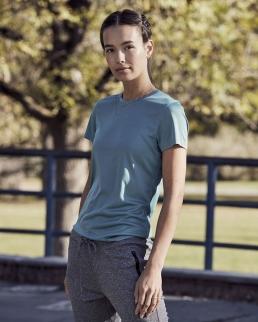 T-shirt donna Basic Active