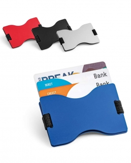 Porta tessere con blocco RFID fino a 12 tessere