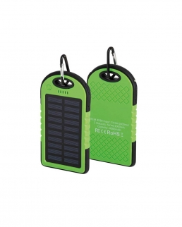 Powerbank Solar 4000 mAh