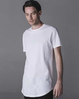 T-shirt uomo Organic Longer Length