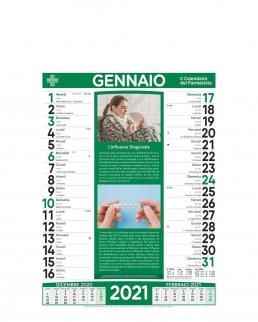 Calendario Salute