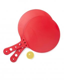 Racchettoni da spiaggia con pallina inclusa