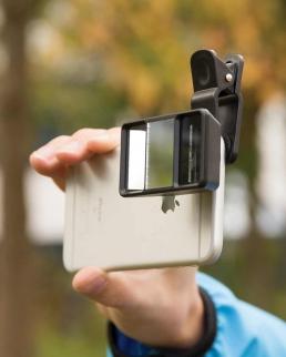 Lenti 3D universali per smartphone