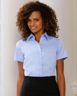 Camicia donna Herringbone (lisca di pesce)