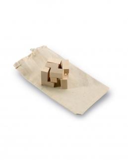 Puzzle in legno in astuccio