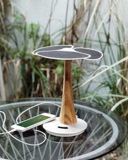 Alberello solare Ginkgo 4000 mAh