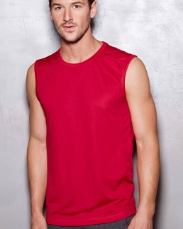 T-shirt senza maniche Sleeveless
