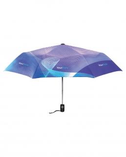 Ombrello premium 21'' con 3 segmenti