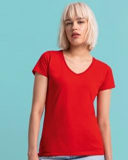 T-shirt donna Iconic scollo a V