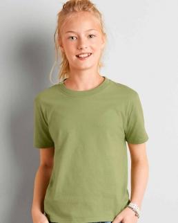 T-shirt bambino ring-spun