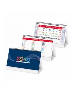 Calendario da tavolo 2018