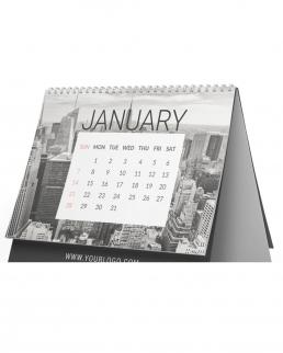Calendario da tavolo 13 Fogli cm 14.8 x 18