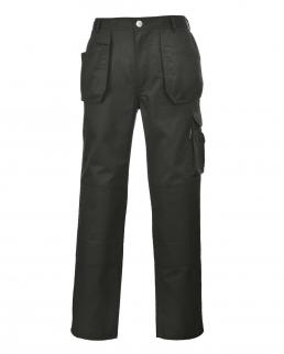 Pantaloni in tessuto pesante anti-abrasione