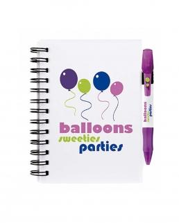 BIC® Notebooks Plastic Cover Grande