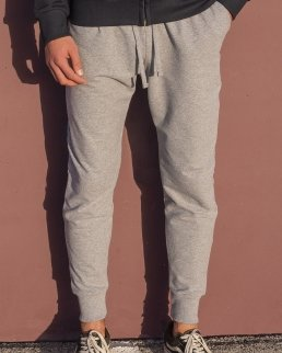 Pantalone in felpa Stretch French Terry sport fit