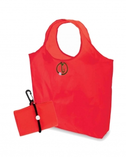 SHOPPING BAG IN POLIESTERE RIPIEGABILE