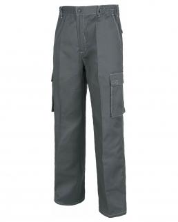 Pantalone rinforzato con elastico in vita