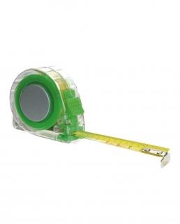 Flessometro 3 metri con clip per la cinta