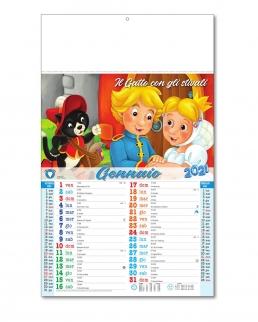 Calendario Fiabe
