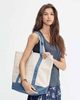 Borsa Canvas Heavy