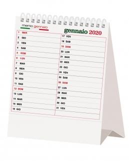 Calendario da tavolo Olandese