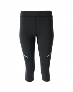 Pantalone donna da running a 3/4 Exceed