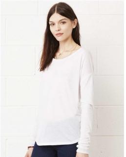 T-shirt maniche lunghe Flowy